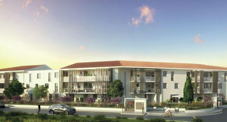 Photo du Résidence «  n°211044 » programme immobilier neuf en Loi Pinel à Castanet-Tolosan