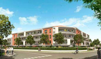 Castanet-Tolosan programme immobilier neuve « Programme immobilier n°218487 » en Loi Pinel  (2)