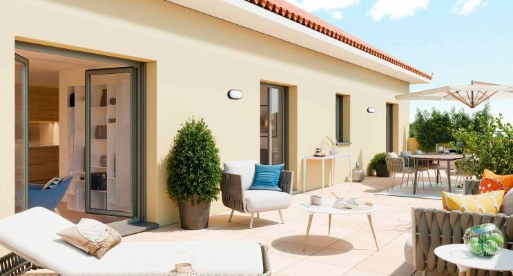 Castanet-Tolosan : programme immobilier neuf «  n°218487 » en Loi Pinel