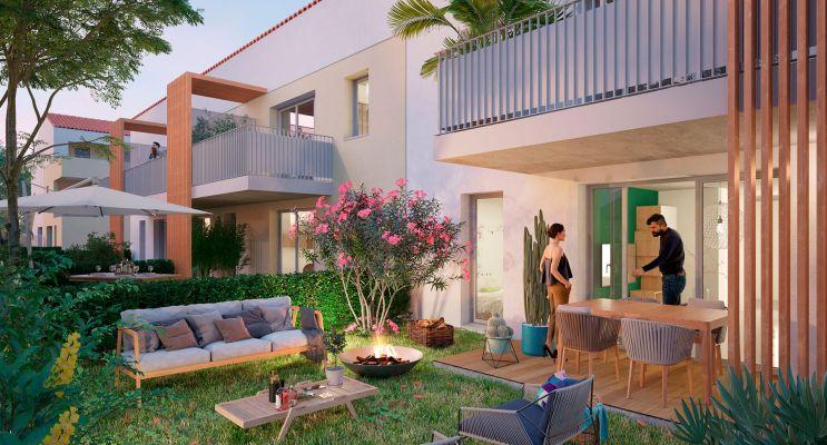 Photo du Résidence « Esprit Gakoa » programme immobilier neuf en Loi Pinel à Castelginest
