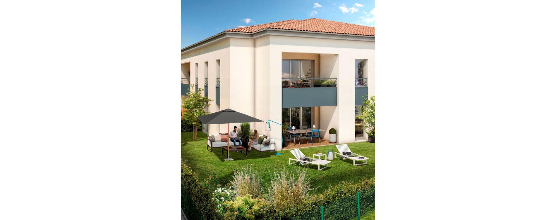 Résidence Green Resort à Castelginest