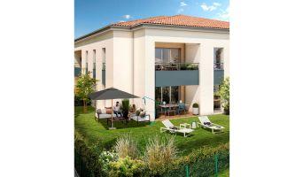 Photo n°2 du Résidence « Green Resort » programme immobilier neuf en Loi Pinel à Castelginest