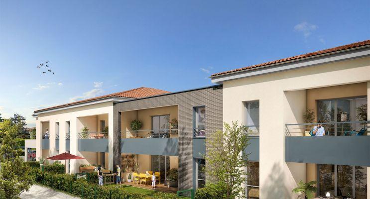 Photo du Résidence « Green Resort » programme immobilier neuf en Loi Pinel à Castelginest