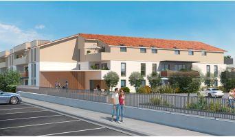 Photo n°1 du Résidence « New Castel » programme immobilier neuf en Loi Pinel à Castelginest
