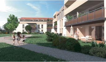 Photo n°2 du Résidence « New Castel » programme immobilier neuf en Loi Pinel à Castelginest