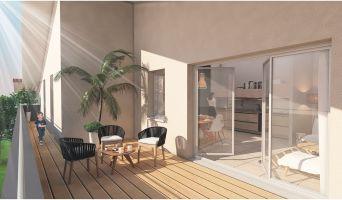 Photo n°3 du Résidence « New Castel » programme immobilier neuf en Loi Pinel à Castelginest