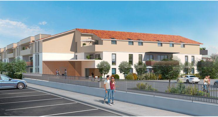 Photo du Résidence « New Castel » programme immobilier neuf en Loi Pinel à Castelginest