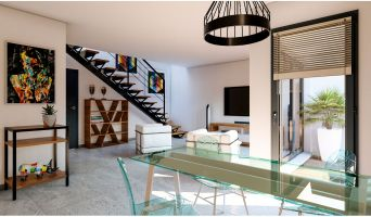 Photo n°3 du Résidence « Numéro 1 » programme immobilier neuf en Loi Pinel à Castelginest