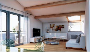 Photo n°4 du Résidence « Numéro 1 » programme immobilier neuf en Loi Pinel à Castelginest
