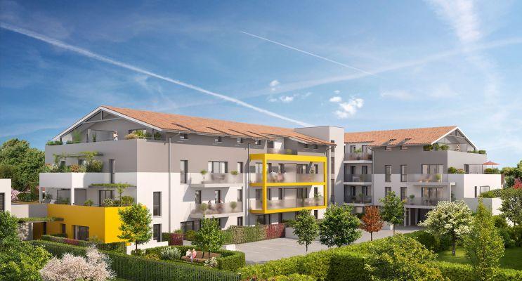 Photo du Résidence « Numéro 1 » programme immobilier neuf en Loi Pinel à Castelginest