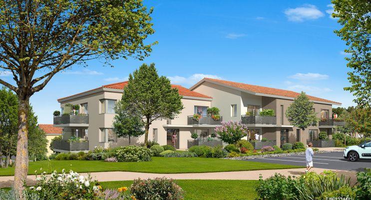 Photo n°1 du Résidence « Le Domaine Des Figuiers » programme immobilier neuf en Loi Pinel à Castelmaurou