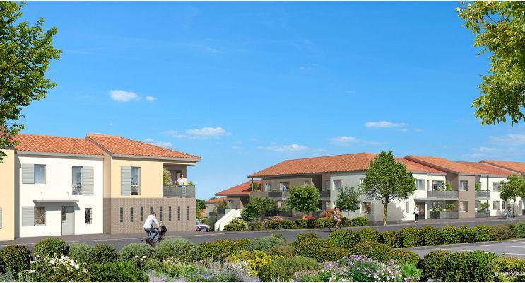 Photo n°3 du Résidence « Le Domaine Des Figuiers » programme immobilier neuf en Loi Pinel à Castelmaurou