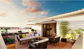 Colomiers programme immobilier neuve « Atmosphères »  (2)