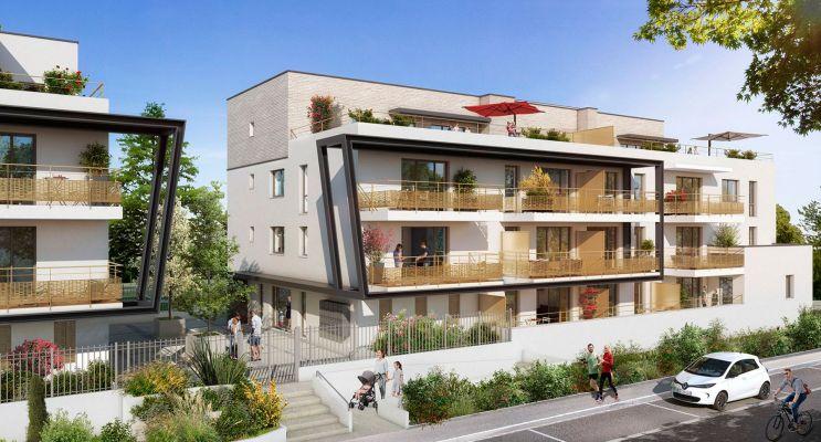Photo du Résidence « Cap Horizon » programme immobilier neuf en Loi Pinel à Colomiers