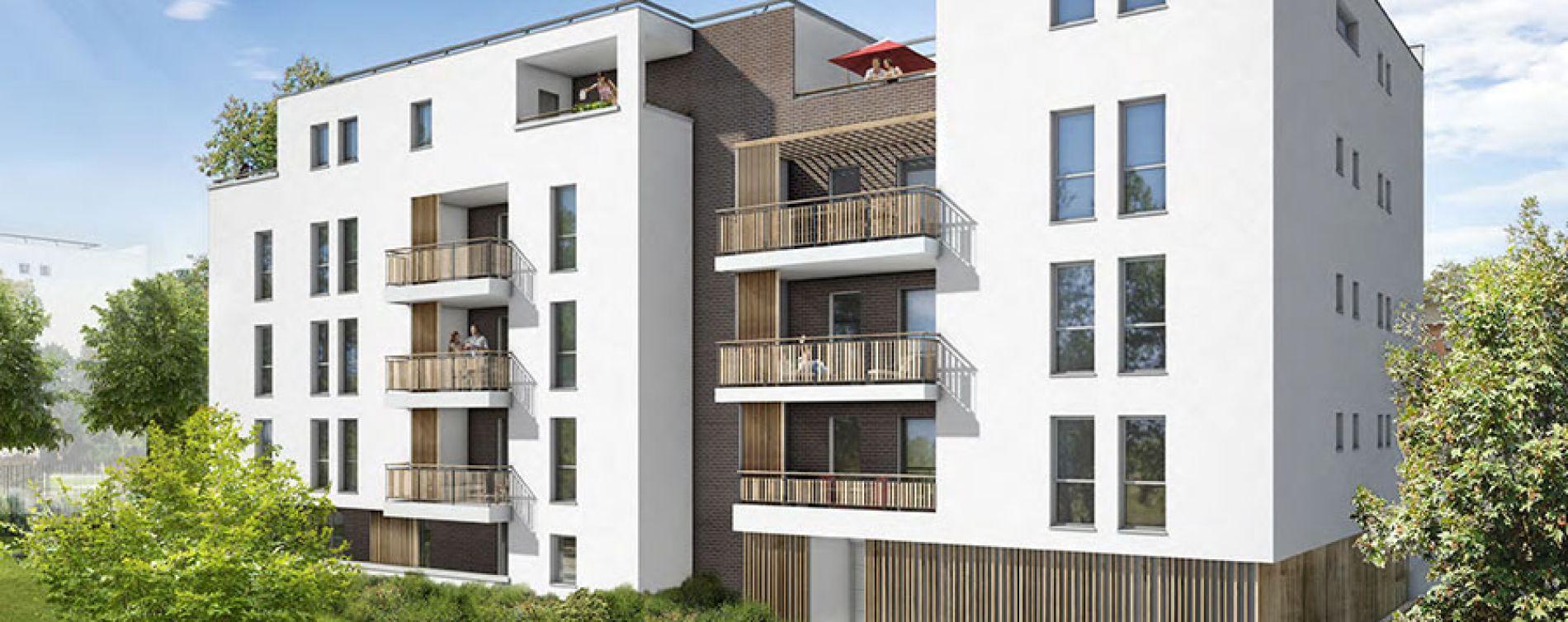 les essentielles b timents 3 4 colomiers programme immobilier neuf n 210465. Black Bedroom Furniture Sets. Home Design Ideas