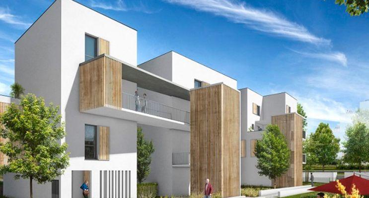 Résidence « Les Essentielles Bâtiments 3 & 4 » programme immobilier neuf en Loi Pinel à Colomiers n°2