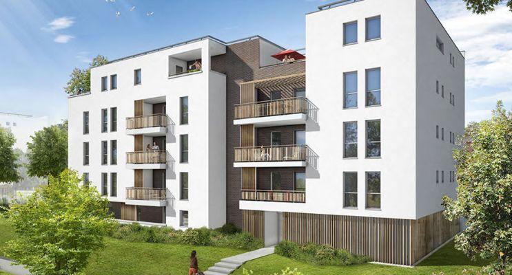 Résidence « Les Essentielles Bâtiments 3 & 4 » programme immobilier neuf en Loi Pinel à Colomiers n°3