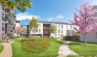 Résidence « Millésime » programme immobilier neuf en Loi Pinel à Colomiers n°2