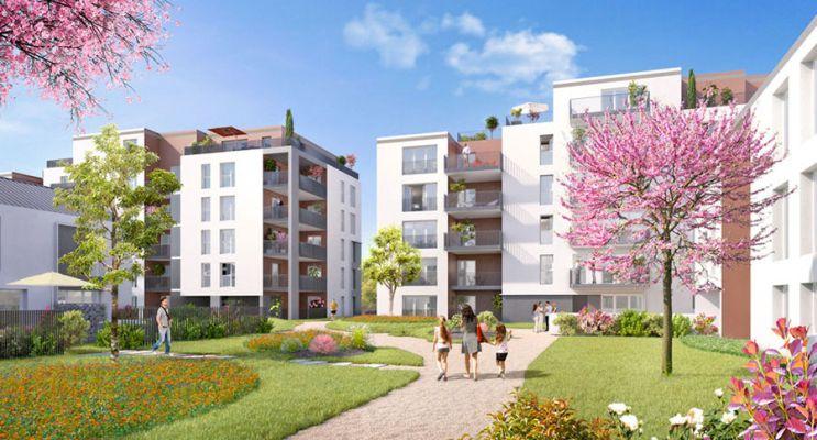 Immobilier neuf colomiers 181 appartement s et maison for Appartement atypique haute garonne