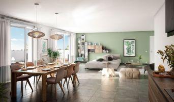 Colomiers programme immobilier neuve « Symbioz » en Loi Pinel  (4)