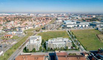Colomiers programme immobilier neuve « Symbioz » en Loi Pinel  (5)