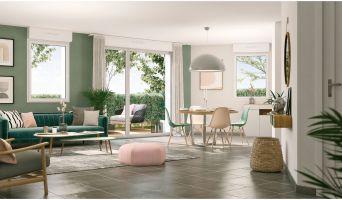 Photo n°2 du Résidence « Villa Arty » programme immobilier neuf en Loi Pinel à Colomiers