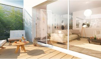 Photo n°3 du Résidence « Villa Arty » programme immobilier neuf en Loi Pinel à Colomiers