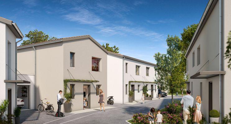 Photo du Résidence « Villa Arty » programme immobilier neuf en Loi Pinel à Colomiers