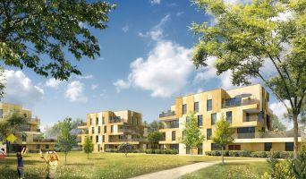 Résidence « Angustifolia » programme immobilier neuf en Loi Pinel à Cornebarrieu n°1