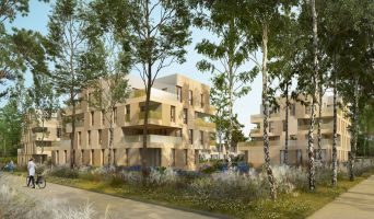 Résidence « Angustifolia » programme immobilier neuf en Loi Pinel à Cornebarrieu n°3