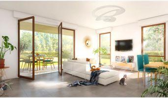 Résidence « Angustifolia » programme immobilier neuf en Loi Pinel à Cornebarrieu n°5