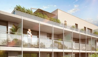 Résidence « Even » programme immobilier neuf en Loi Pinel à Cornebarrieu n°4