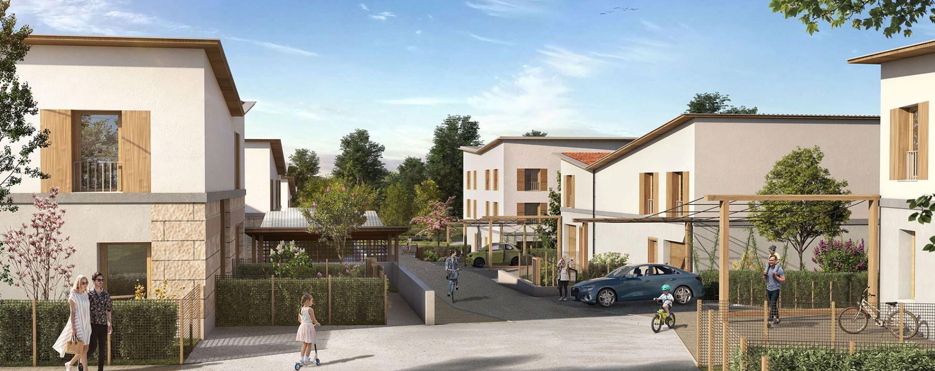 Cornebarrieu : programme immobilier neuve « Pachamama » en Loi Pinel (4)