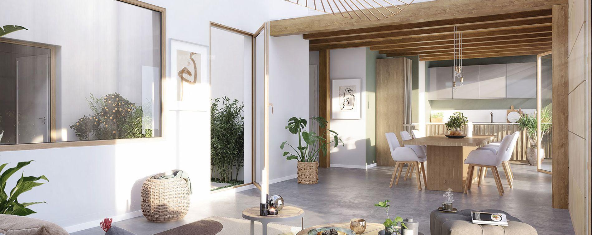 Cornebarrieu : programme immobilier neuve « Pachamama » en Loi Pinel (5)