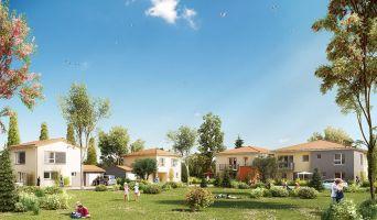 Résidence « Le Parc D'Oléa » programme immobilier neuf en Loi Pinel à Cugnaux n°1