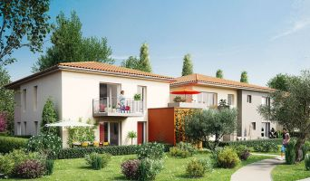 Résidence « Le Parc D'Oléa » programme immobilier neuf en Loi Pinel à Cugnaux n°2