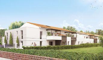 Photo du Résidence « Le Triolet » programme immobilier neuf en Loi Pinel à Cugnaux