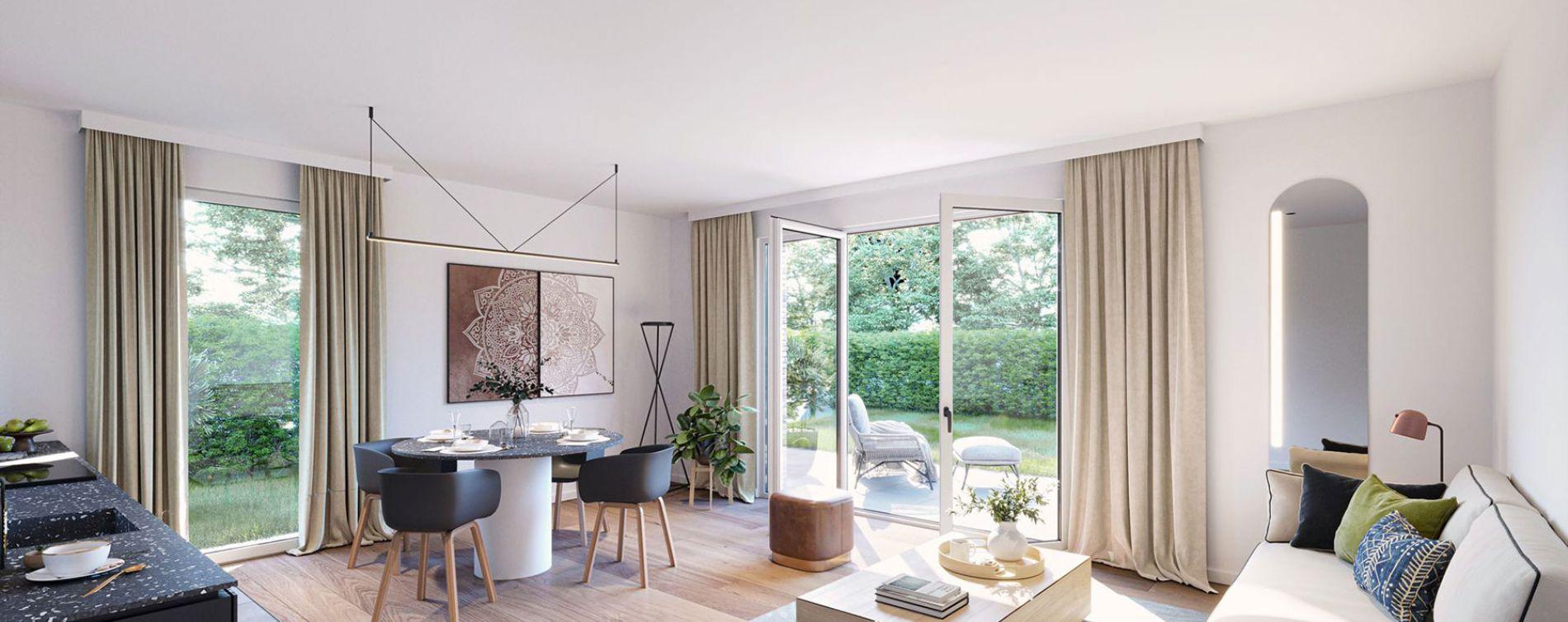 Cugnaux : programme immobilier neuve « Les Jardins de Charles » en Loi Pinel (3)