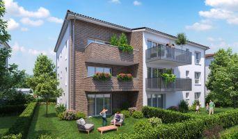 Cugnaux : programme immobilier neuf « Les Jardins de Charles » en Loi Pinel