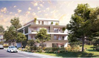 Photo du Résidence « Mosaïc » programme immobilier neuf en Loi Pinel à Cugnaux