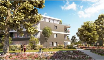 Cugnaux programme immobilier neuve « Mosaïc » en Loi Pinel  (2)