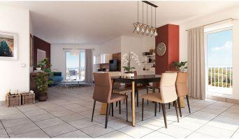 Cugnaux programme immobilier neuve « Mosaïc » en Loi Pinel  (3)