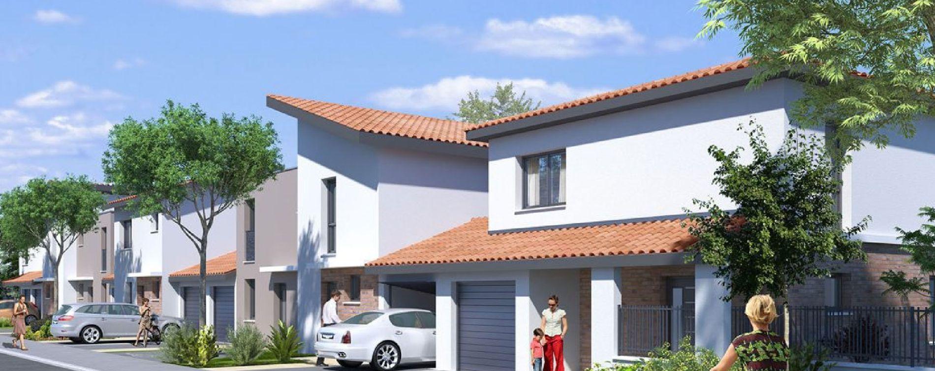 Cugnaux : programme immobilier neuve « Programme immobilier n°216127 » en Loi Pinel (2)