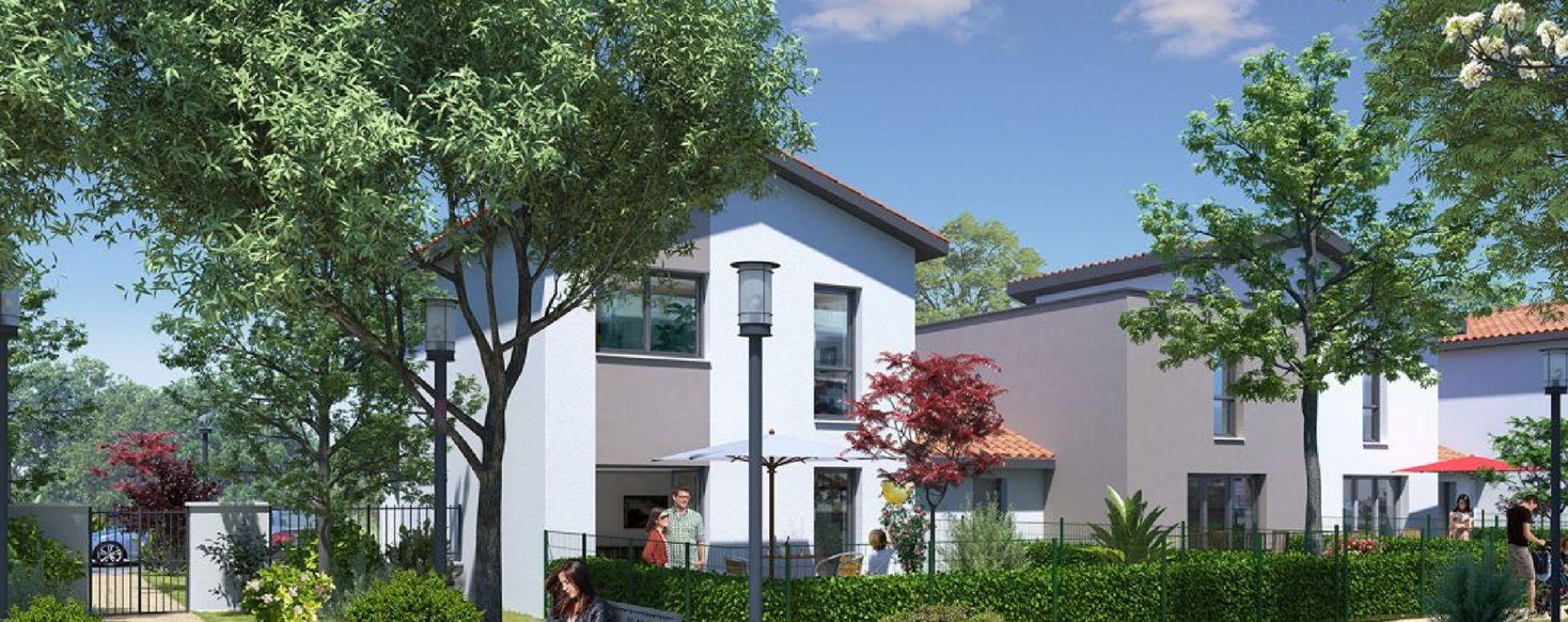 Cugnaux : programme immobilier neuve « Programme immobilier n°216127 » en Loi Pinel (3)