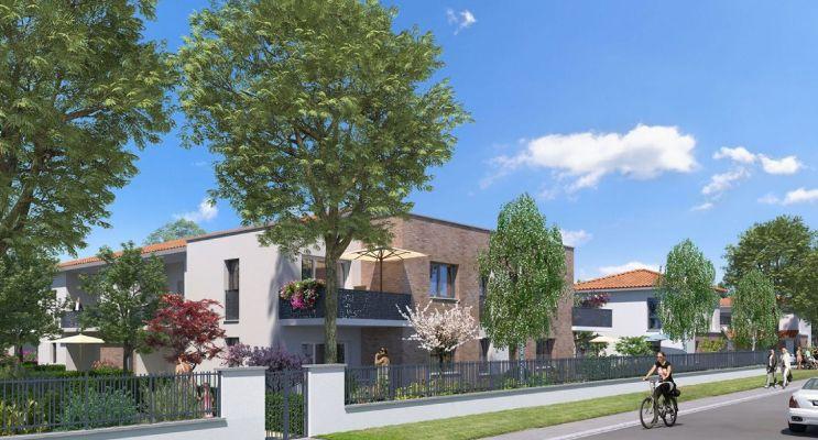 Photo du Résidence « Villa Acacia » programme immobilier neuf en Loi Pinel à Cugnaux