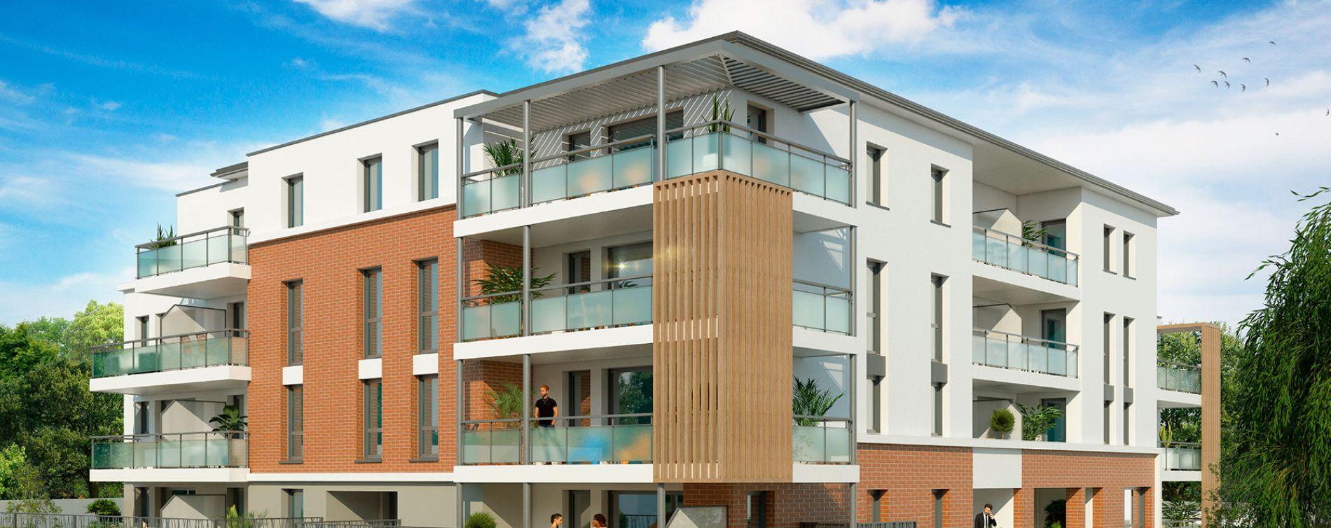 Résidence Villa Ô Centre à Cugnaux