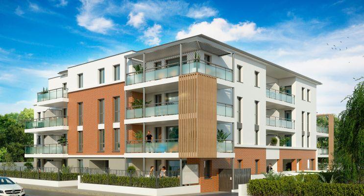 Photo du Résidence «  n°215419 » programme immobilier neuf en Loi Pinel à Cugnaux