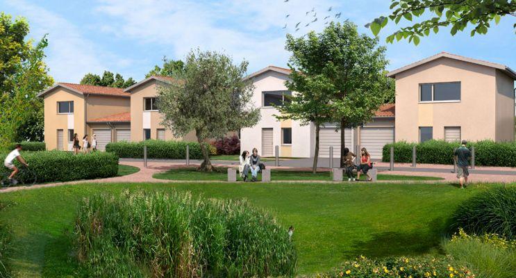 Photo n°2 du Résidence neuf « Le Domaine Des Oliviers »