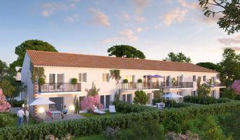Eaunes : programme immobilier neuf « Domaine des Magnolias » en Loi Pinel