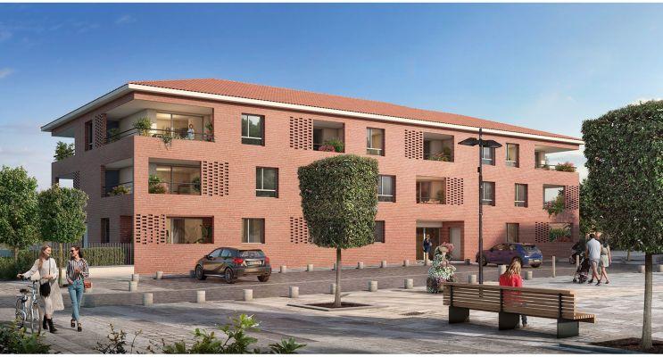 Photo du Résidence « Le Rialto » programme immobilier neuf en Loi Pinel à Eaunes